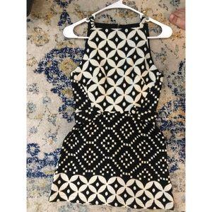 Vintage Style Mini Dress